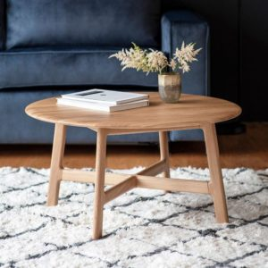 Barcelona Round Coffee Table